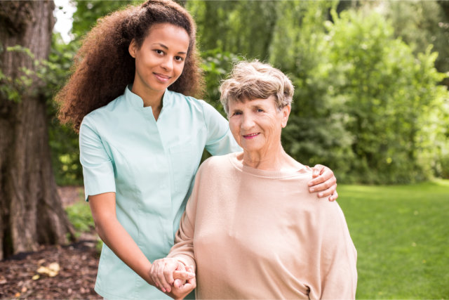 Helping Thoughts: 4 Questions to Consider Getting Assisted Living