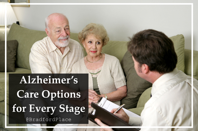 Alzheimer's Care Options for Every Stage
